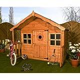 mercia kids honeysuckle wooden playhouse