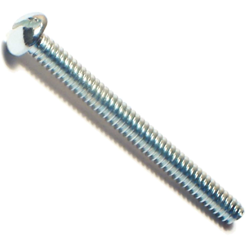 6-32 x 1-1//2 Piece-36 Hard-to-Find Fastener 014973315092 Slotted Round Machine Screws