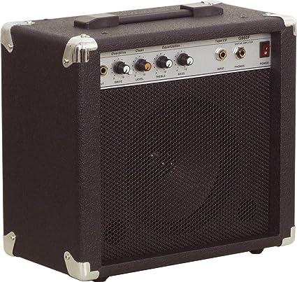 Soundlab Gris 10W Amplificador de Guitarra