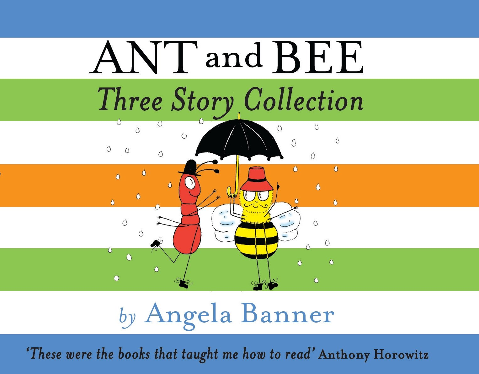 Ant and Bee Three Story Collection (Ant & Bee)
