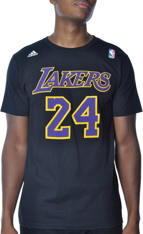 Kobe Bryant Los Angeles Lakers Black