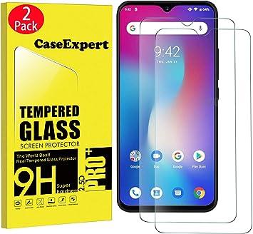 CaseExpert 2 Pack - UMIDIGI Power Protector de Pantalla, Ultra ...