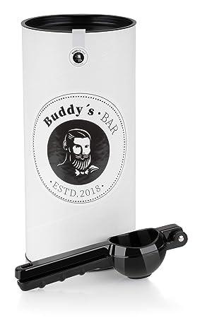 Buddys Bar - Exprimidor de limón, exprimidor de aluminio de ...
