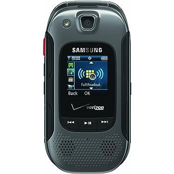 Samsung Convoy 3 SCH-U680 Rugged 3G Cell Phone Verizon Wireless                                                                                                                                                                                                          Warranty & Support                              Feedback