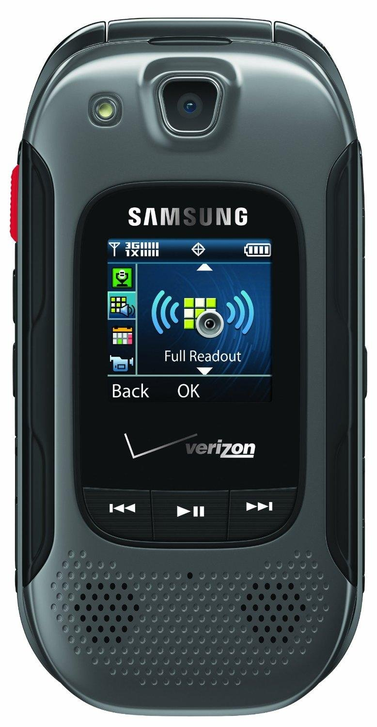 Amazon.com: Samsung Convoy 3 SCH U680 Rugged 3G Cell Phone Verizon  Wireless: Cell Phones U0026 Accessories
