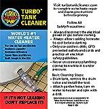 Turbo Tank Cleaner - Water Heater Hard Water