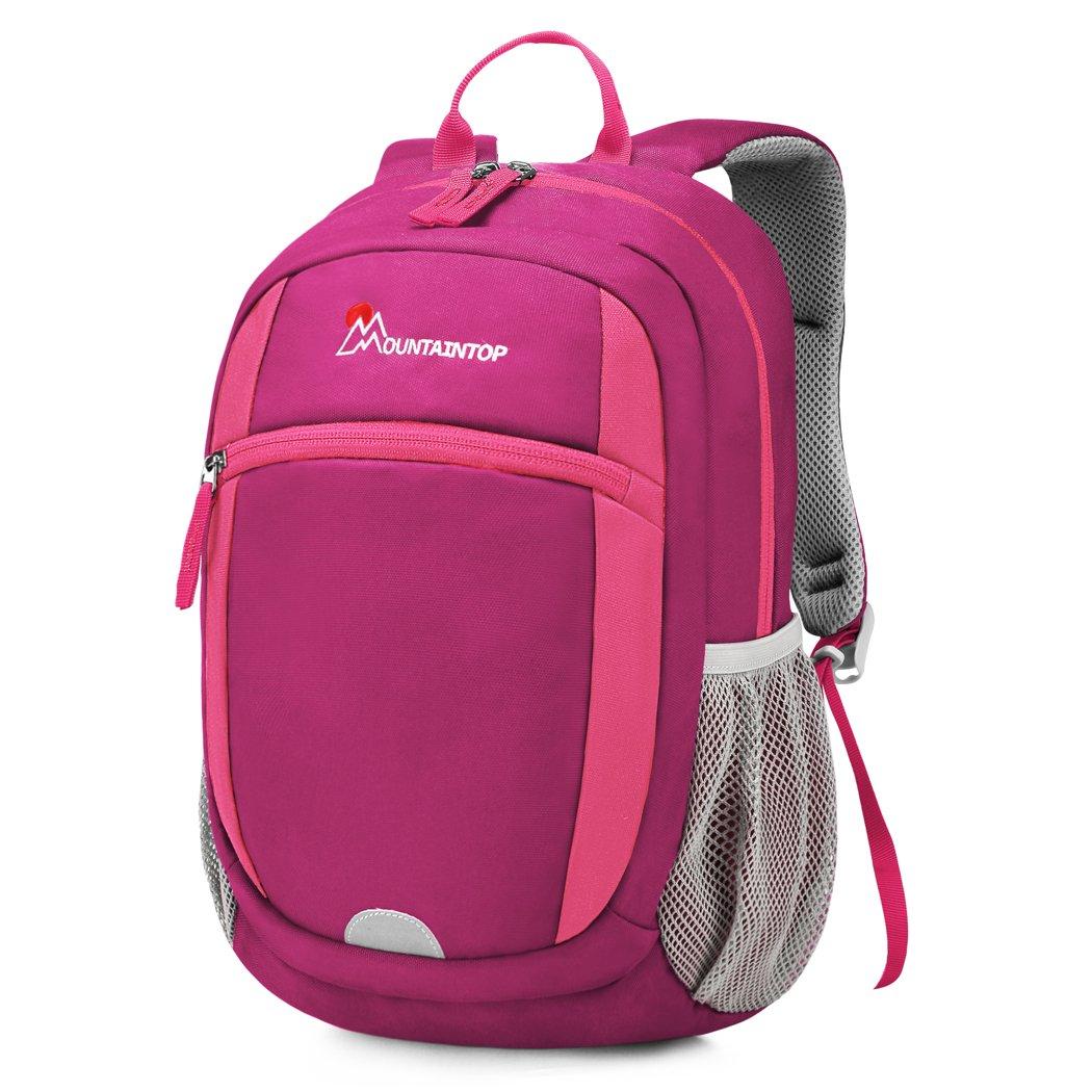 Mountaintop Little Kid & Toddler Backpack for Pre-School and Kindergarten 26 x 11 x 37cm LTD
