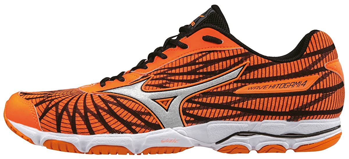 Mizuno WAVE HITOGAMI 4 Orange
