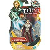 The Mighty Avenger Action Figure #10 Ram Smash Volstagg 3.75 653569603344 Thor