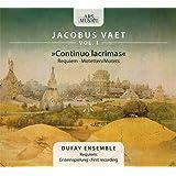 Continuo Lacrimas / Requiem / Motets, vol. 1