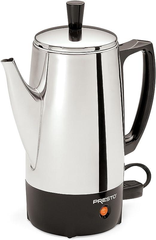 Presto 02822 - Cafetera (Cafetera turca, De café molido, 500 W ...