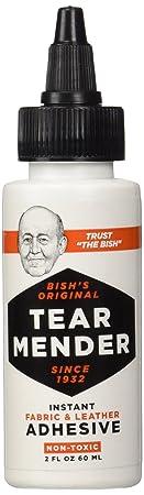 Tear Mender Instant Tela y Piel Adhesivo, 16.51 x 5,08 x 5,08 cm: Amazon.es: Hogar
