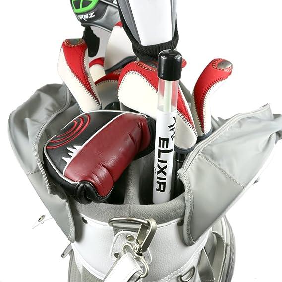 Elixir - Palos de Golf para Entrenamiento de Golf, Color ...