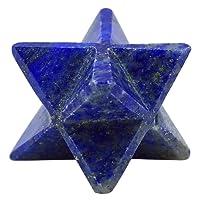 Harmonize Lapis Lazuli Merkaba Reiki Cristal Énergie De Guérison Sacrée Don Spirituel D'Équilibrage