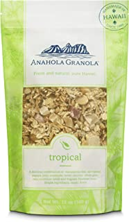 product image for Anahola Granola Tropical 12 Oz | Snacks Variety Pack For Adults | Healthy Snacks For Kids | Healthy Snack Box | Low Calorie Snacks | Cereal