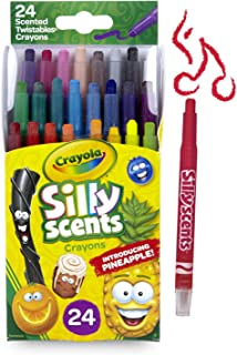 product image for Crayola Silly Scents Twistables Crayons, Sweet Scented Crayons, 24 Count
