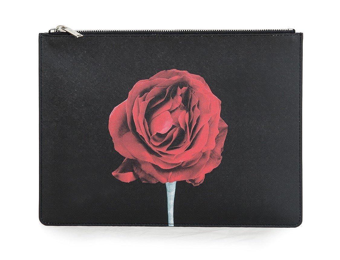 SAMOONDOH レディース B07FL424PY Red Blossom