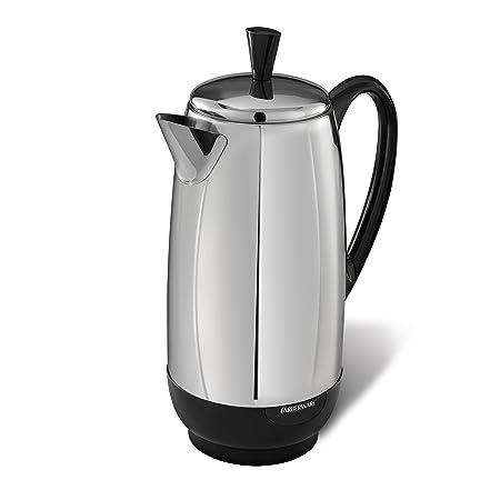 Review Farberware 12-Cup Percolator, Stainless