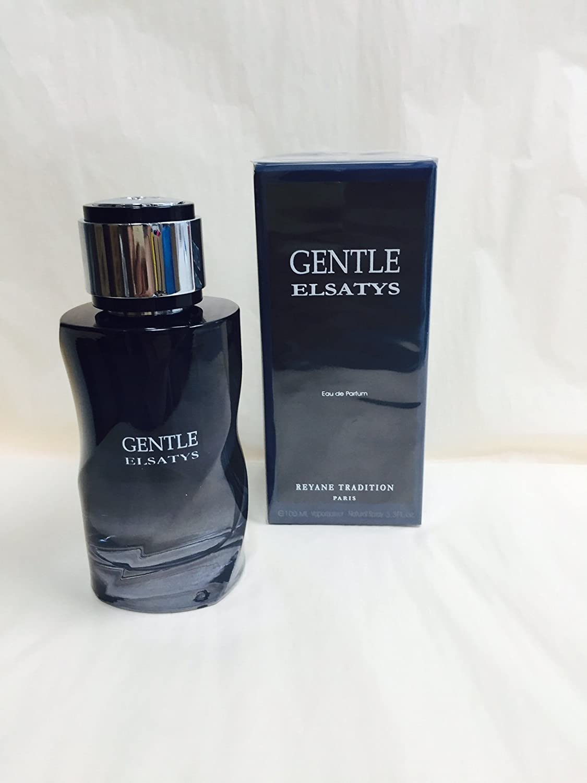 Amazon.com: GENTLE Elsatys By Reyane Tradition Eau de Parfum spray 100ml/3.3oz for Men.: Beauty