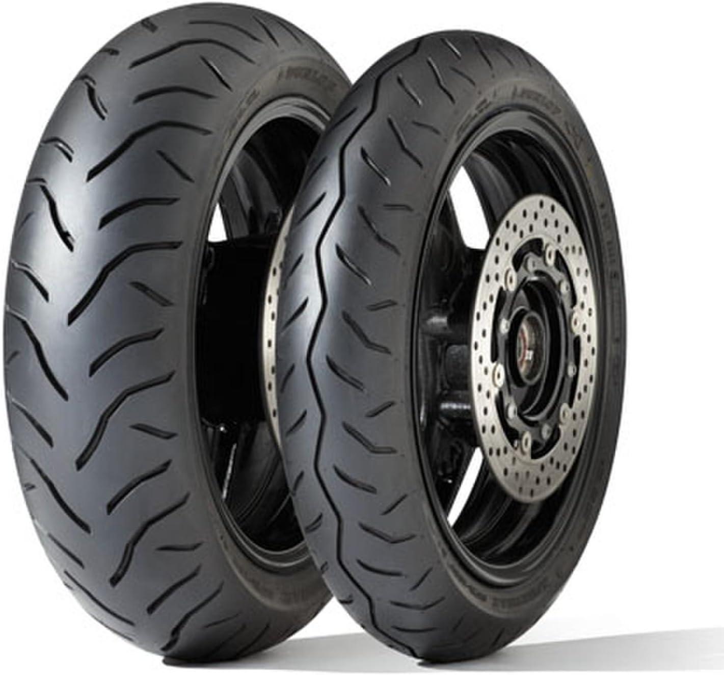 Paire Pneu pneus Dunlop gpr-100/120//70/R 15/56H 160//60/R 15/67H