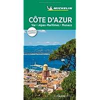 Guide Vert Côte-d'Azur Michelin