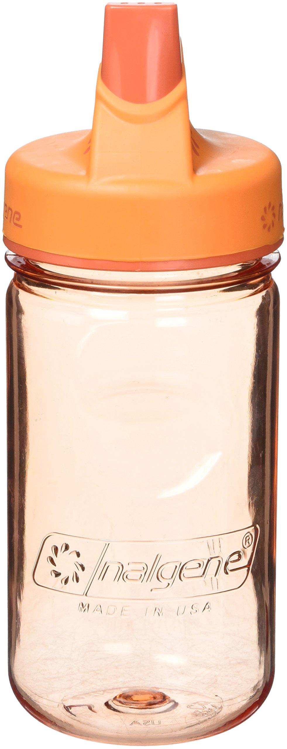 Nalgene Grip 'n Gulp Bottle, Juicy Orange