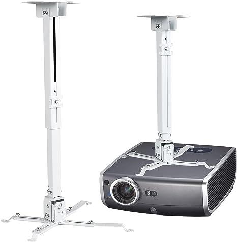 Amazon.com: Montura Universal de proyector pared o techo ...