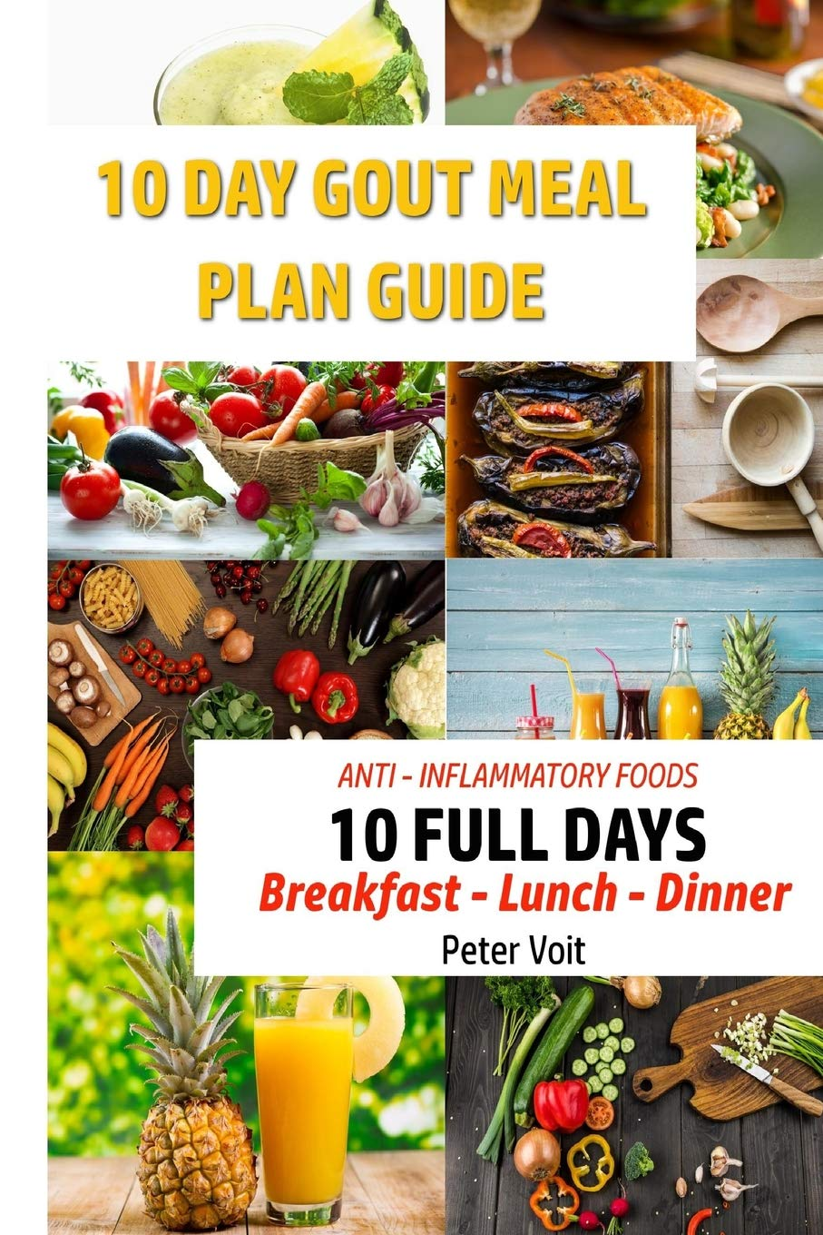 diet plan for patients with gout