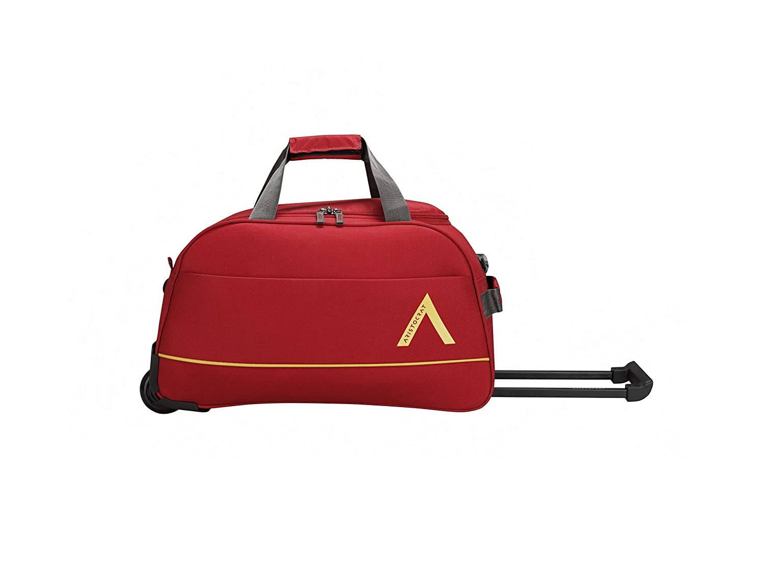Aristocrat Cadet Polyester 62 cms Red Travel Duffle (Cadet)