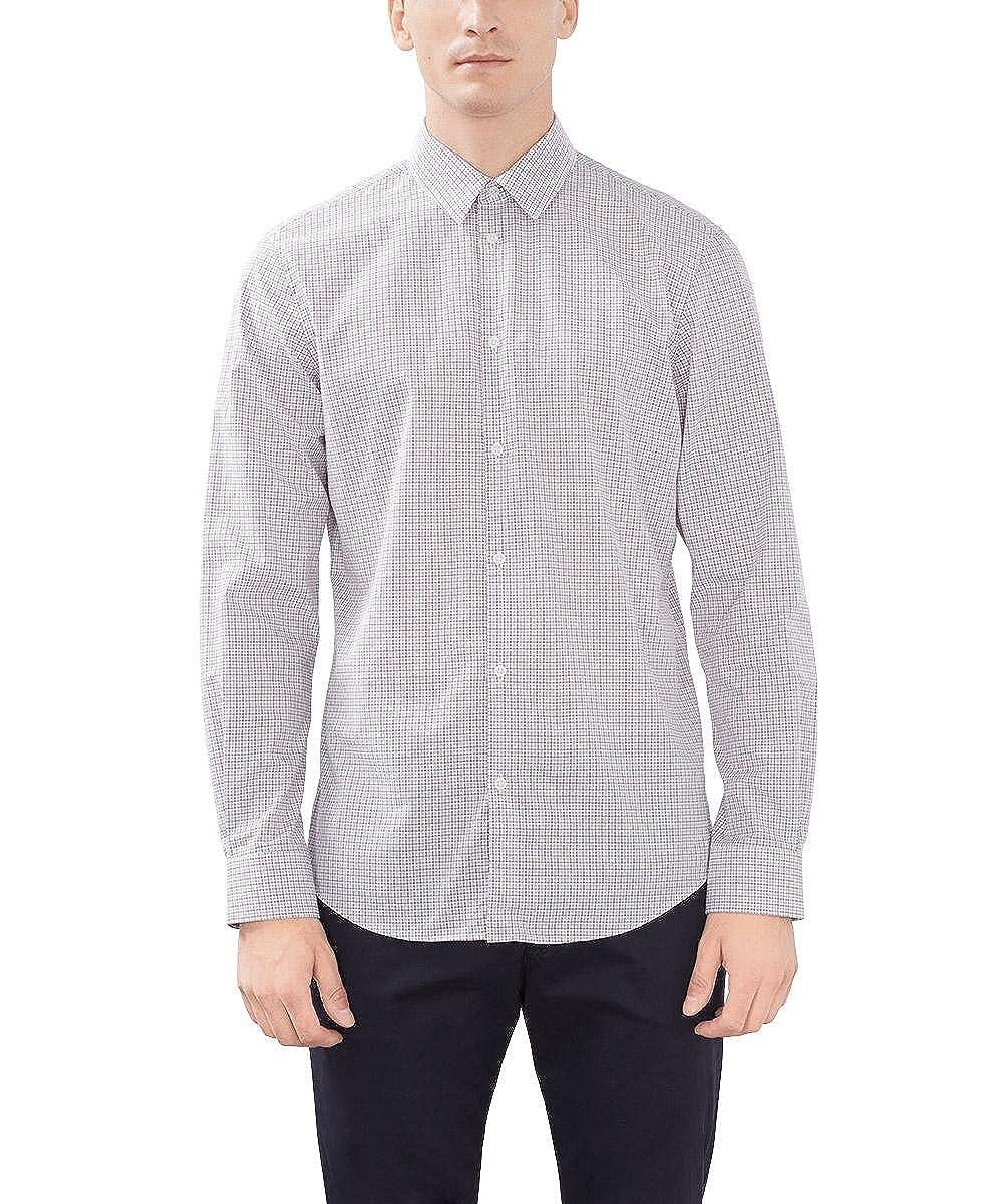 ESPRIT Collection 096eo2f021 - Camisa Hombre