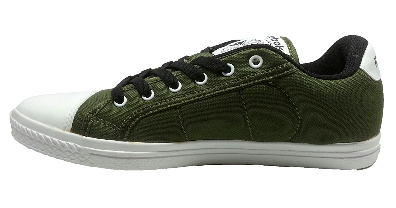 Reebok Classics Men's On Court III Lp Canvas Sneakers: Buy Online at Low  Prices in India - Amazon.in