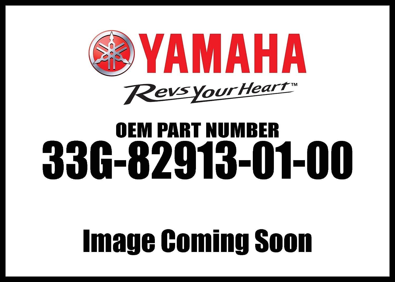 33G-82913-00-00 Yamaha 33G-82913-01-00 HOLDER,LEVER LWR 1; 33G829130100 33G-82913-01-00