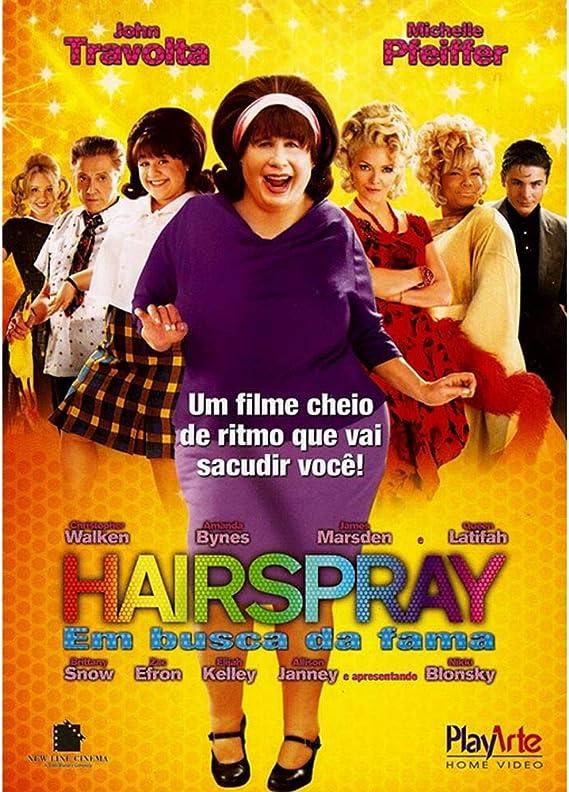 Hairspray - Em Busca Da Fama (Playarte) | Amazon.com.br