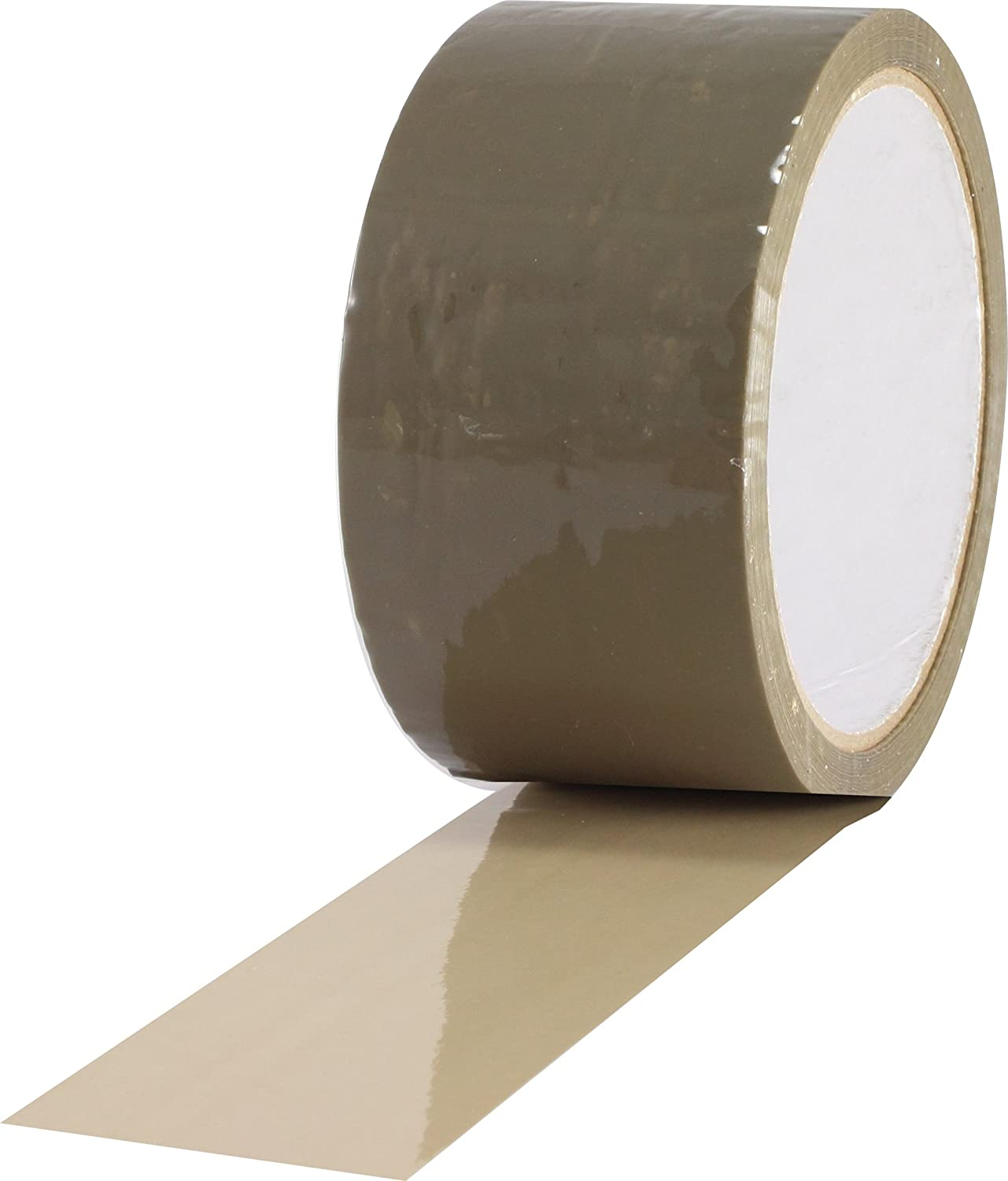 1.8 mil Thick 110 yds Length x 3 Width ProTapes Pro Seal-300 Synthetic Rubber General Purpose Carton Sealing Tape with Polypropylene Backing Tan 110 yds Length x 3 Width ProTapes /& Specialties Pro-Seal-300-3x110-T Pack of 1