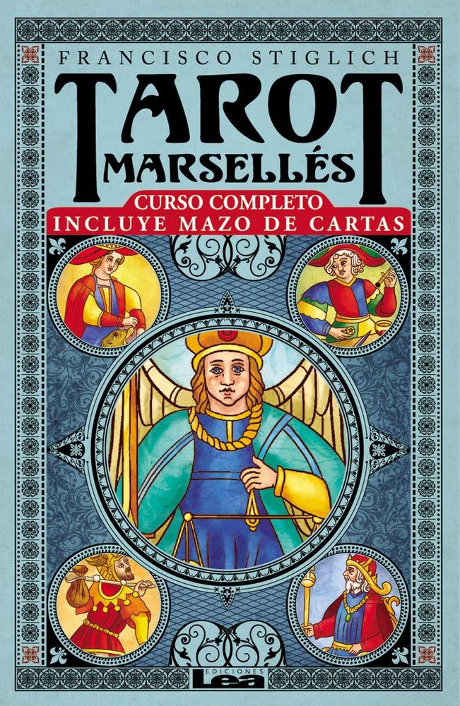 Tarot Marsellés: Curso Completo Con Mazo de Cartas: Amazon ...