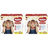 Huggies Simply Clean yWlier Baby Wipes, Unscented, (Packaging May Vary), 72 Count (Pack of 9) (2 Pack)