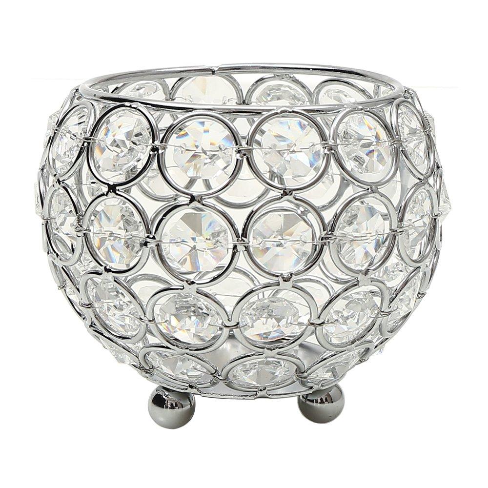 Amazon Vincigant Crystal Tea Light Candle Holdersmodern Candle