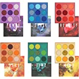 Docolor Eyeshadow Palette 54 Colors Gemstone Shadow Palette Highly Pigmented Mattes Shimmers Naked Smokey Glitter Cream Color
