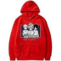 JUNG KOOK Kpop BTS Album Love Yourself Pullover Hoodie SUGA Jimin Cartoon Sweater