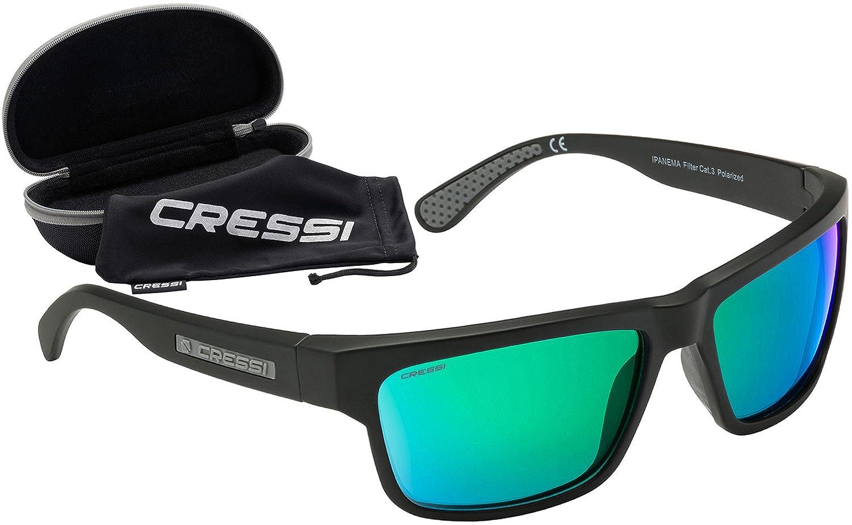 Cressi Ipanema Sport Sonnenbrille, blockieren Reflexionen und sorgen für 100% igen Schutz vor UV-Strahlen CRECJ #Cressi XDB100074