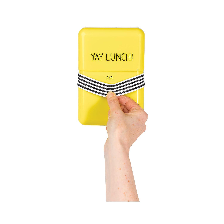 sc 1 st  Amazon.com & Amazon.com: Happy Jackson Yay Lunch box Multicolor: Kitchen u0026 Dining Aboutintivar.Com