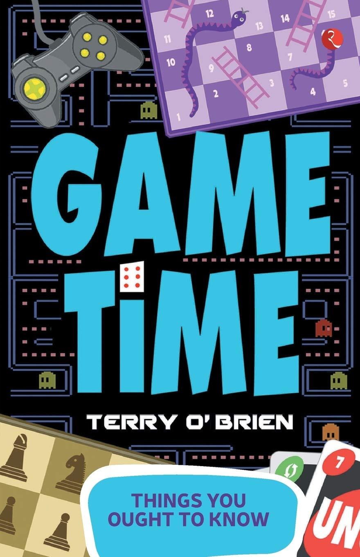THINGS YOU OUGHT TO KNOW- GAME TIME: Amazon.es: OBrien, Terry: Libros en idiomas extranjeros