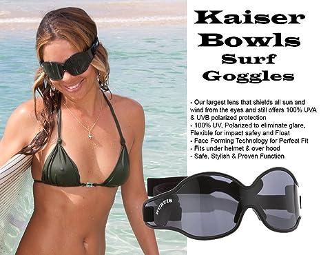 Amazon.com: Kaiser Bowls Surf Surfing – Gafas anteojos de ...