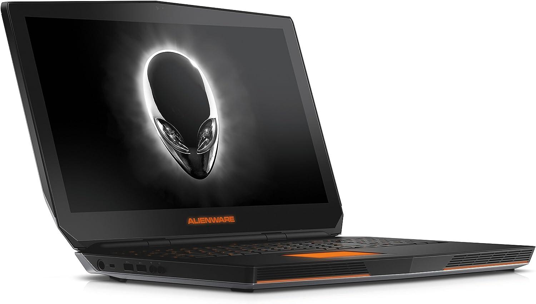Alienware AW17R3-3758SLV 17.3-Inch UHD Laptop (Intel Core i7-6700HQ, 8 GB RAM, 1 TB HDD + 128 GB SSD, NVIDIA GeForce GTX 970M, Windows 10)