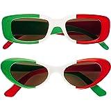 5 x Fanbrille Italien - Italia - Italy sUzKjOB