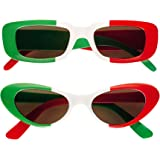 10 x Fanbrille Italien - Italia - Italy PZikQu6VWi