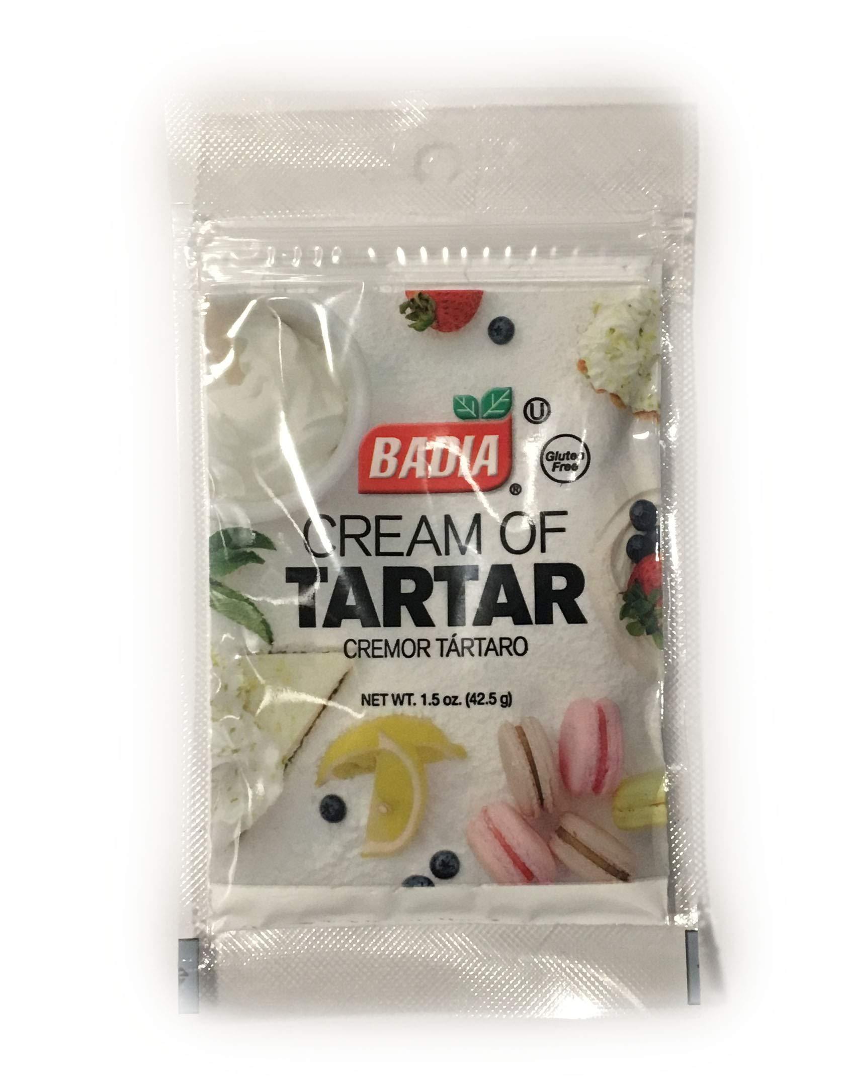 6 Pack Cream of Tartar Powder/Cremor de Tartaro Kosher 6x1.5oz EA