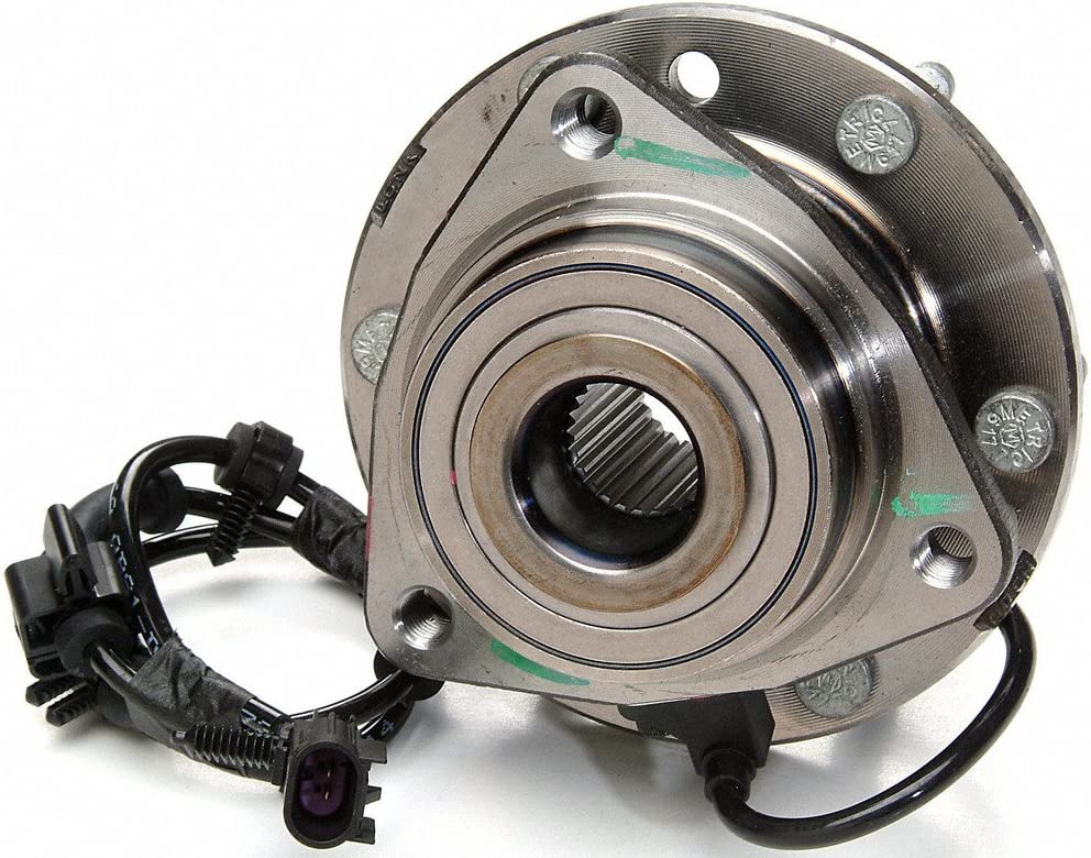 Package Includes One Bearing WH513188 Premium Quality Front Wheel Bearing and Hub Assembly With Two Years Manufacturer Warranty CBK