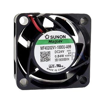 SUNON Ventilador 40 mm 40 x 40 x 20 MF40202V1-1000U-A99 24 V DC ...