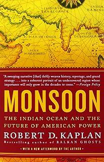 Monsoon: The Indian Ocean and the Future of American Power price comparison at Flipkart, Amazon, Crossword, Uread, Bookadda, Landmark, Homeshop18